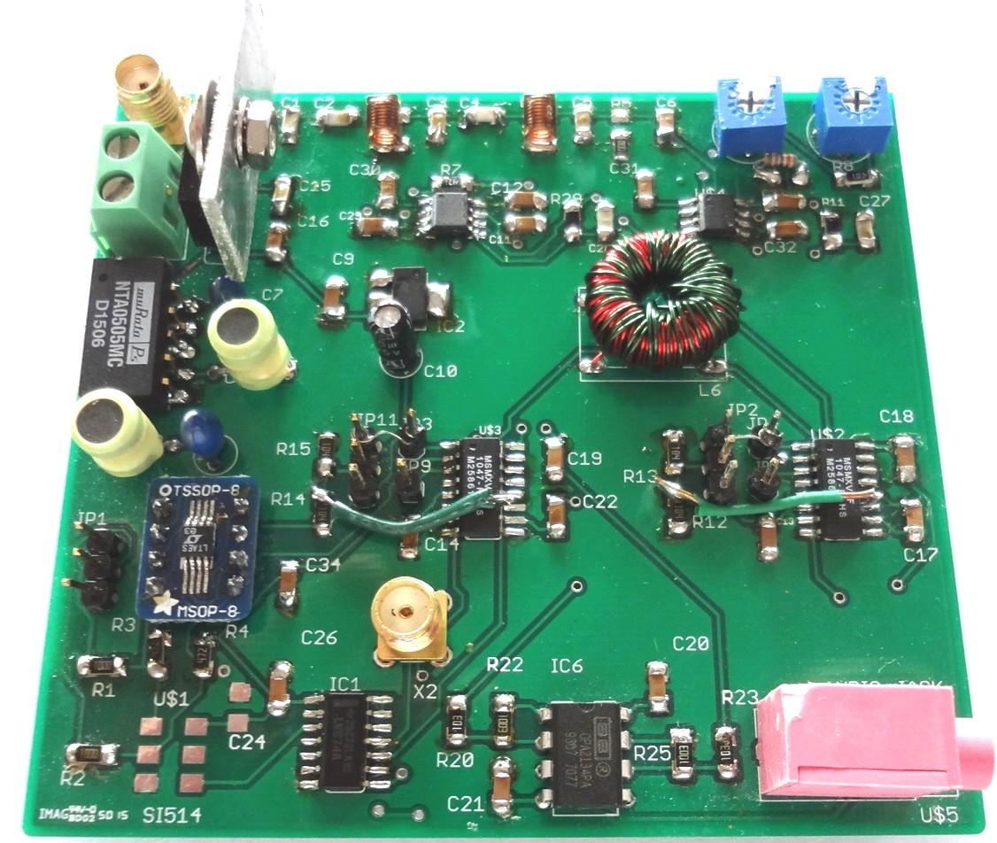 Telecommunications Electronic Design